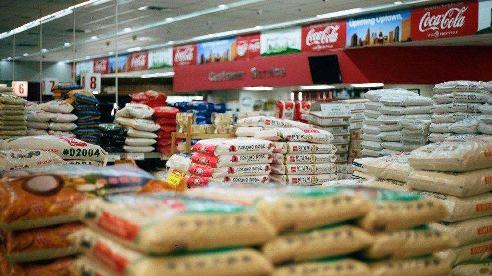 La inflación en Estados Unidos cerró 2019 en el 2.3% - Imagen de un supermercado en Estados Unidos. Foto de Brian Kraus on Unsplash.