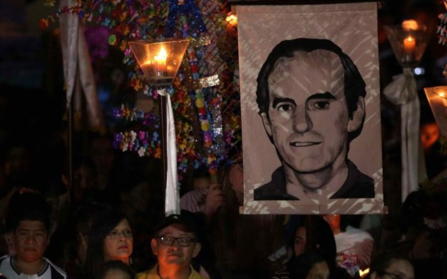 EE.UU. sanciona a exmilitares salvadoreños por asesinato de jesuitas en 1989 - EE.UU. sanciona a exmilitares salvadoreños por asesinato de jesuitas en 1989