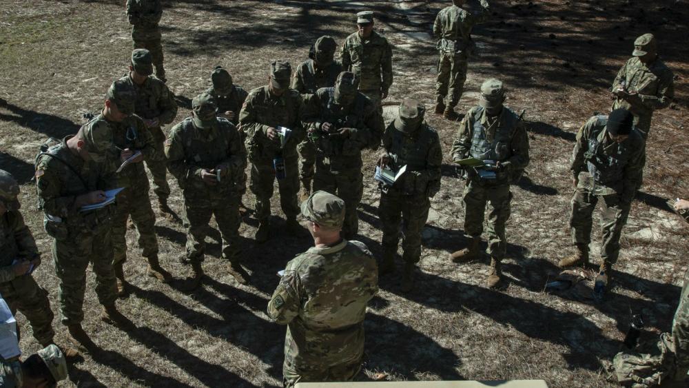 E.UU. envía mensajes confusos sobre la permanencia de sus tropas de Irak - Foto de U.S. Army