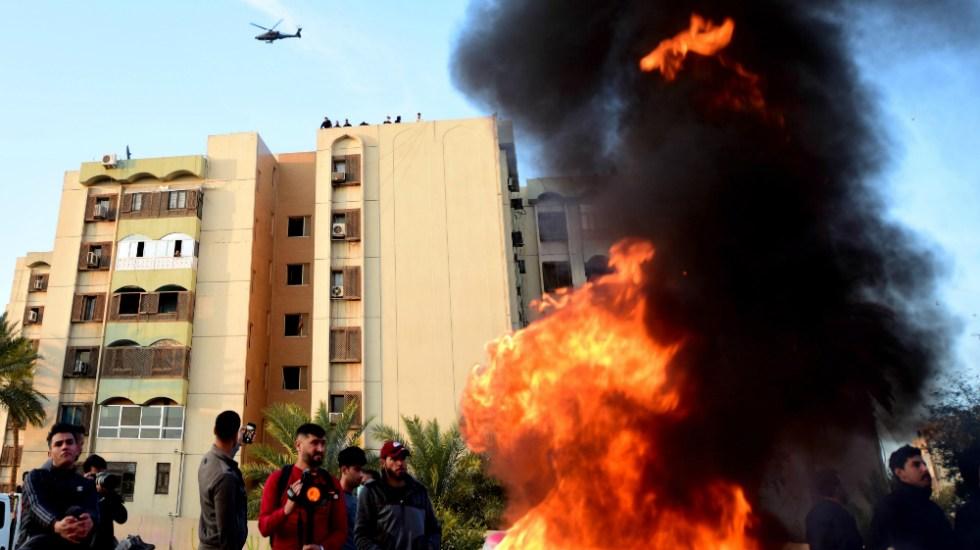 Gobierno de Irak se compromete a proteger a funcionarios de EE.UU. - Foto de EFE