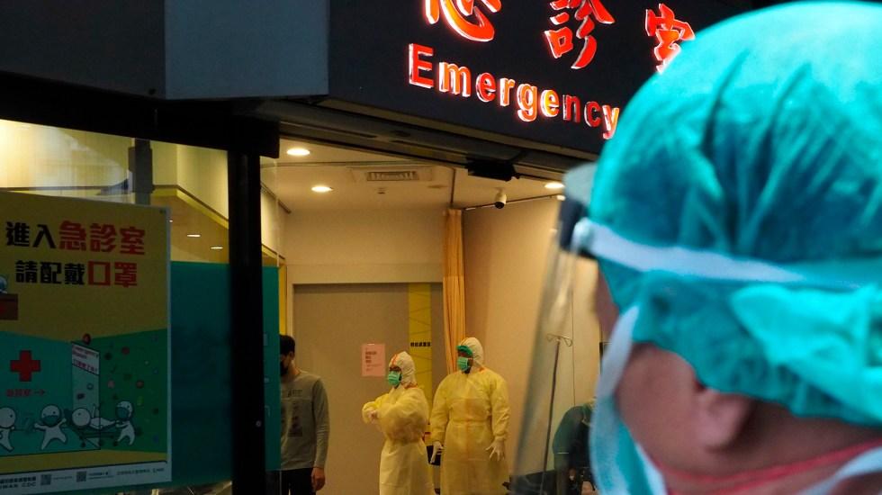 Recomendaciones para viajeros que visitarán zonas con presencia de coronavirus - Emergencia sanitaria en China por nuevo coronavirus. Foto de EFE