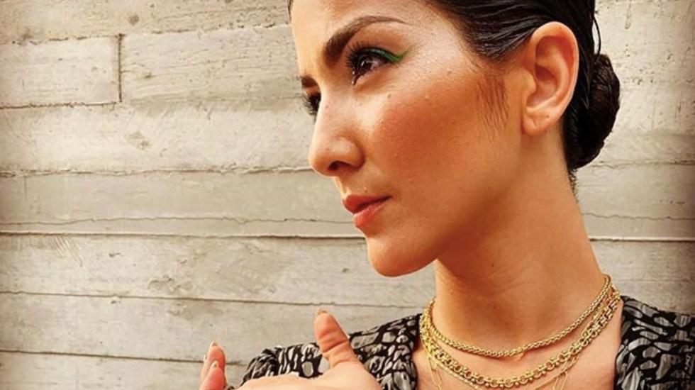 Eréndira Ibarra participará en 'Matrix 4' - Foto de Instagram