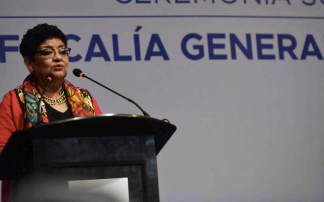 Procuraduría capitalina desalentaba la denuncia, aseveró Ernestina Godoy - Ernestina Godoy Fiscalía General de Justicia Ciudad de México