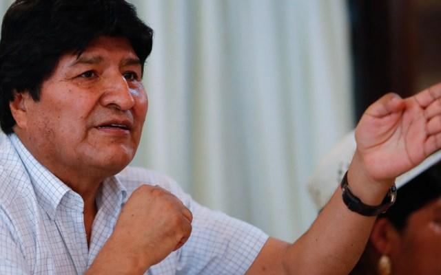 Evo Morales aspira a senador para las elecciones de mayo en Bolivia - Evo Morales asegura que rescató de la miseria Bolivia
