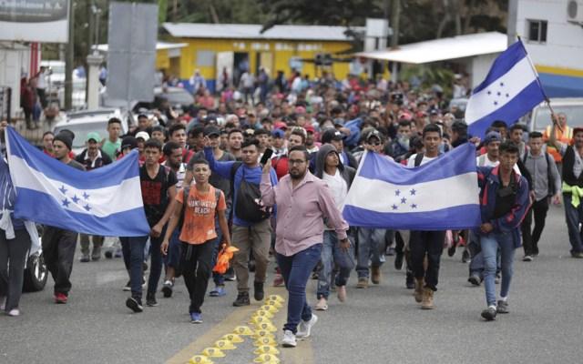 Existen cuatro mil empleos para migrantes en frontera sur, señala AMLO - Existen cuatro mil empleos para migrantes en frontera sur, señala AMLO