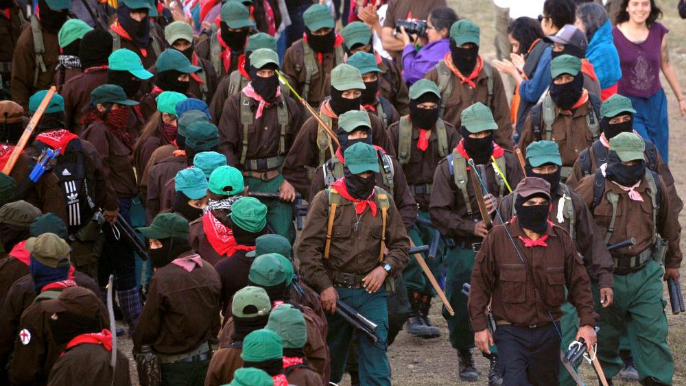 Debe dialogarse con EZLN sobre el Tren Maya, aseguró Alfonso Romo - Foto de EFE
