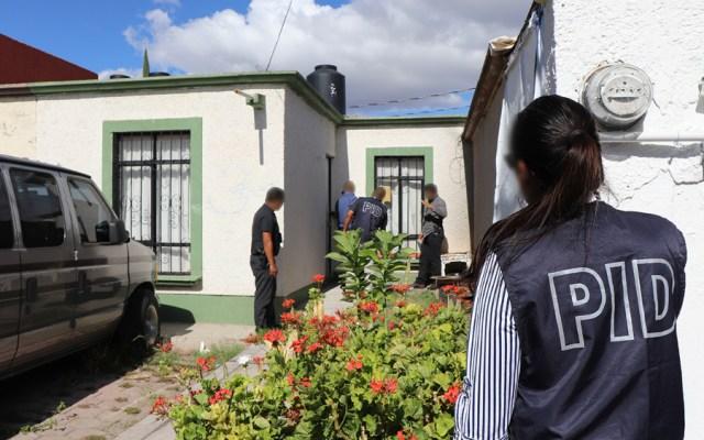Detienen a dos sujetos por feminicidio en Querétaro - Foto de FGJ Querétaro