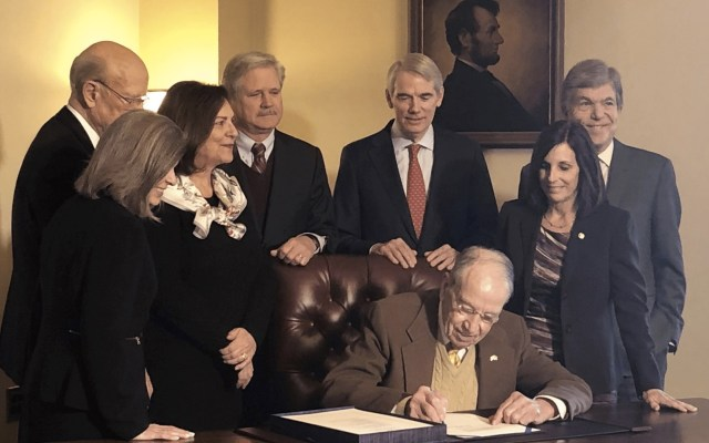 T-MEC solo espera la firma de Donald Trump - Foto de Twitter The White House