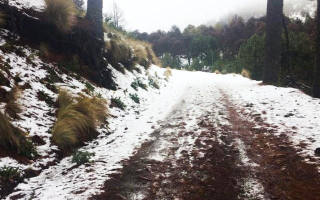Prevén ambiente muy frío y nevadas al norte del país - Frío nevadas Colima tormenta invernal