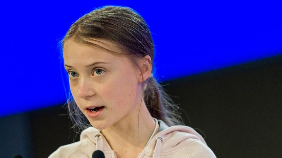Greta Thunberg dona 2.3 mdp a UNICEF para lucha contra COVID-19 - Greta Thunberg