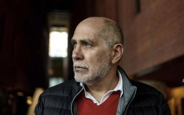 """""""Salvar el fuego"""" de Guillermo Arriaga, Premio Alfaguara 2020 - Guillermo Arriaga. Foto de EFE."""