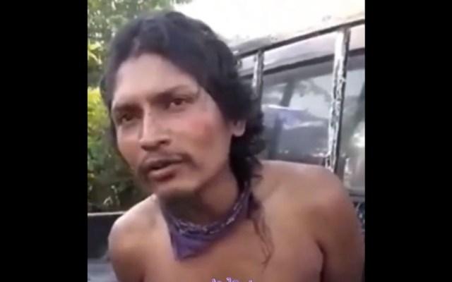 Hombre mata a su madre en Nicaragua con un trozo de leña - Hombre mata a su madre con un trozo de leña en Nicaragua