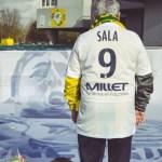 Nantes rinde homenaje a Emiliano Sala a un año de su muerte