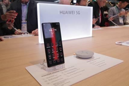 Huawei distribuyó 6.9 millones de teléfonos 5G en todo el mundo