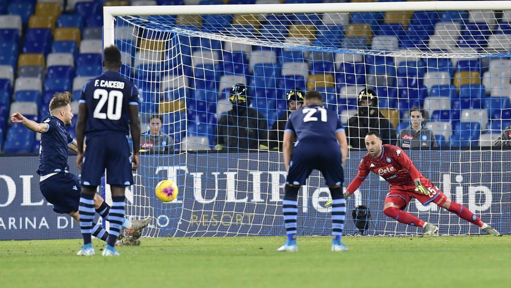 'Chucky' Lozano y el Nápoli, en semifinales de la Copa de Italia