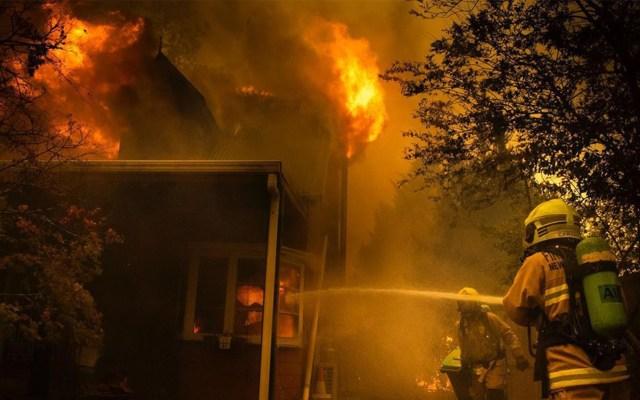 #Galería Los daños del incendio en Australia - Foto de Matthew Abbot, para el NYT / @mattabbottphoto
