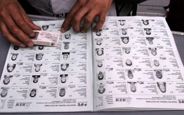 Blindados los datos del Padrón Electoral, asevera el INE - Foto de @CiroMurayamaINE