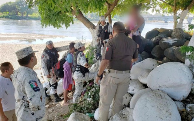 INM rescata en 24 horas a más de dos mil migrantes en Chiapas y Tabasco - INM rescata en 24 horas a más de dos mil migrantes en Chiapas y Tabasco