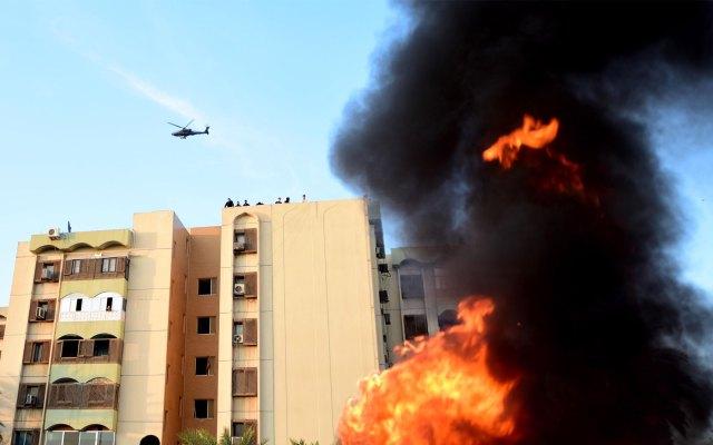 EE.UU. espera más ataques respaldados por Irán en territorio iraquí - Foto de EFE
