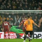 #Video Gol de Raúl Jiménez en derrota de Wolves ante Liverpool