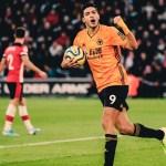 #Video Doblete de Raúl Jiménez contra Southampton