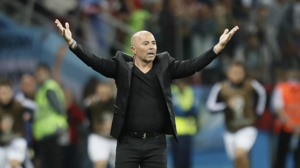 Cruz Azul niega acercamientos con el técnico Jorge Sampaoli - Foto de Notimex