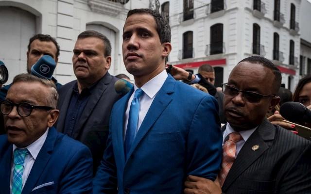EE.UU. actuará si la vida de Guaidó corre peligro - Juan Guaidó Asamblea Nacional Venezuela 05012019