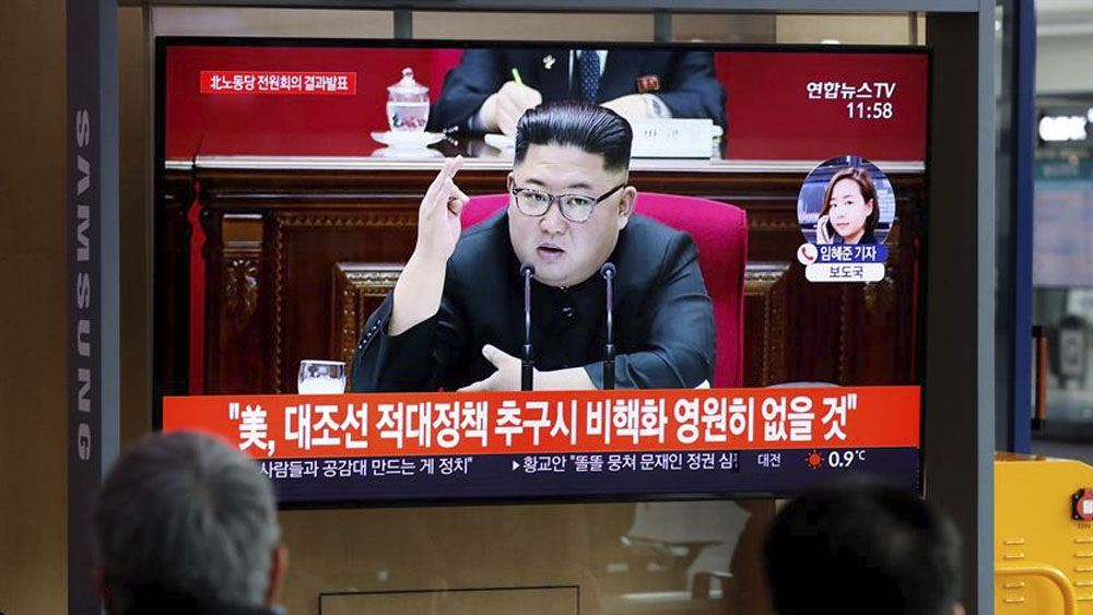 Kim Jong-un amenaza con probar nueva arma estratégica