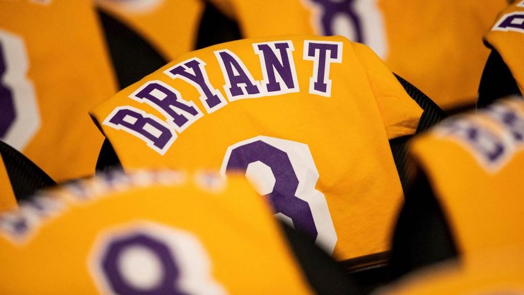 Bryant, Duncan y Garnett son los nuevos miembros del Salón de la Fama - Kobe Bryant Staples Center Lakers
