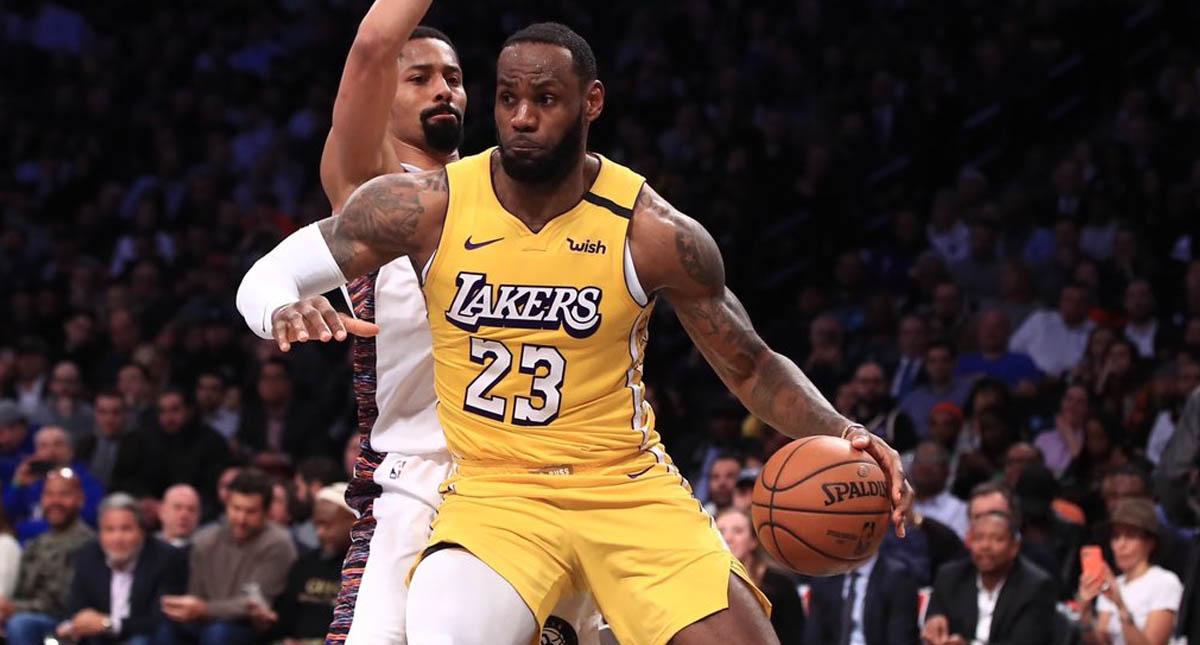 LeBron James acecha récord de Kobe Bryant