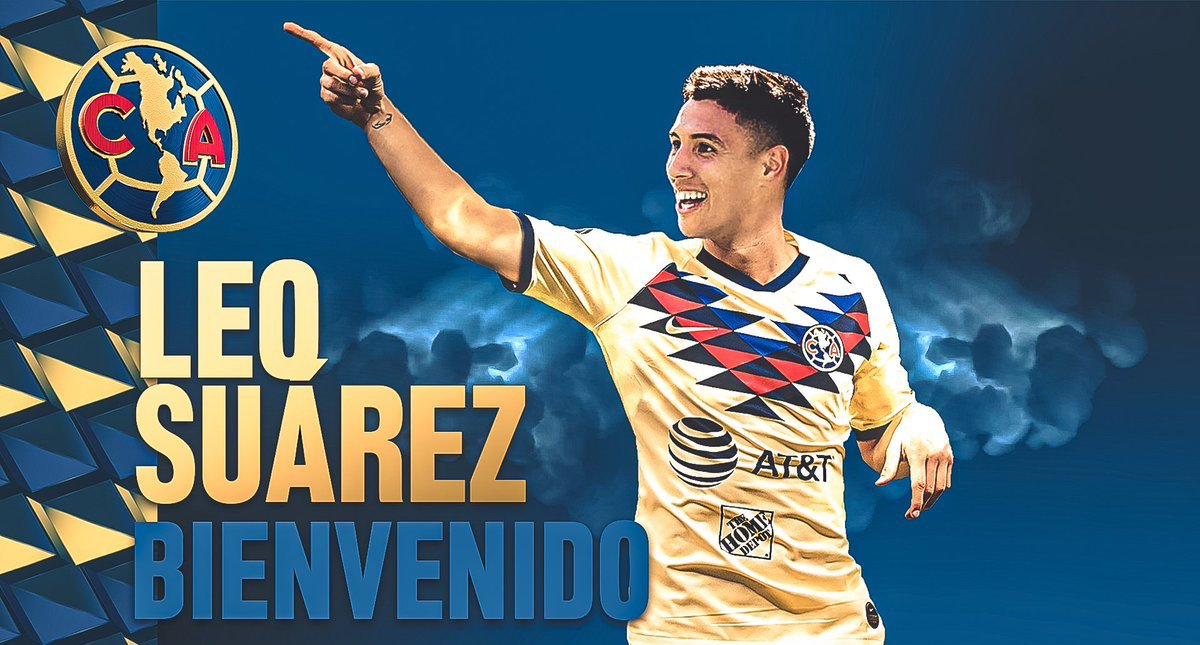 Confirman Refuerzo Europeo para el Club América