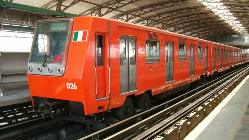 Reducirán velocidad de trenes en Línea B del Metro - Línea B del Metro de la CDMX. Foto de SerialKiller 666 RTP / Wikimedia Commons