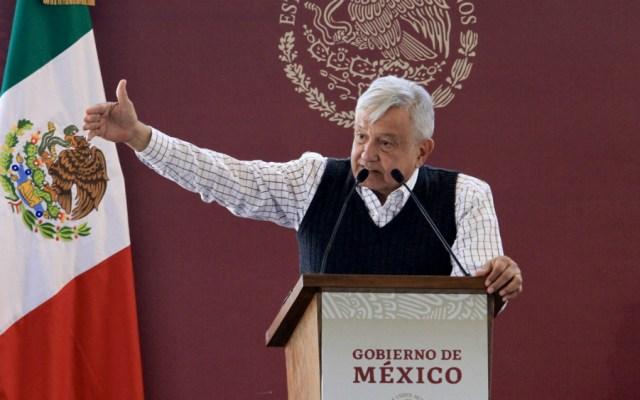 Mantener integrada a la familia es fundamental, apuntó López Obrador - Foto de Notimex