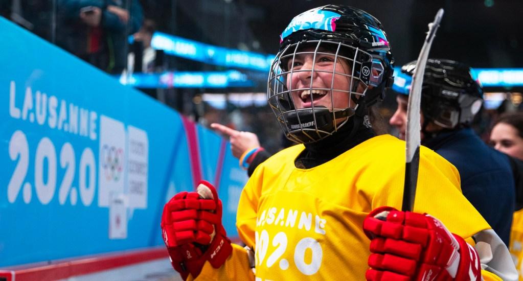 Luisa Wilson hace historia; México gana oro en Juegos Olímpicos de la Juventud de Invierno - Gracias a la jugadora de hockey Luisa Wilson, por primera vez en la historia, México gana una medalla en los Juegos Olímpicos de la Juventud de Invierno