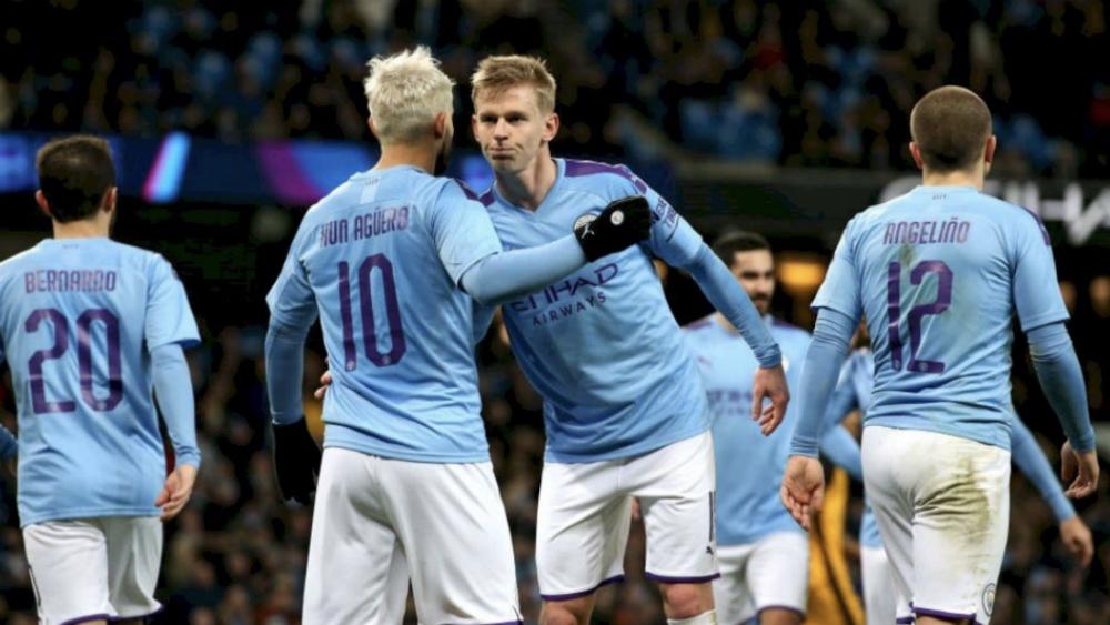 Manchester City acaba con el sueño del modesto Port Vale en la FA Cup - Foto de @aguerosergiokun