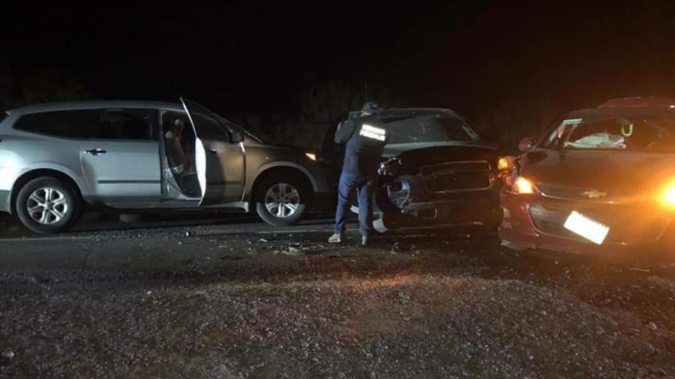Una de las hipótesis, participación del Cartel del Noreste en ataque contra familia en Tamaulipas - Menor muerto disparos ataque Familia Tamaulipas