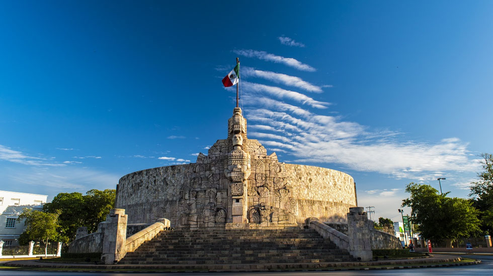 Seguridad da garantías para que todos visiten Mérida, asegura Renán Barrera - Foto de Wikimedia
