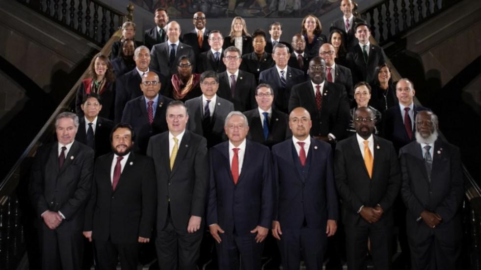 México asumió la presidencia de la CELAC - Foto de @lopezobrador_