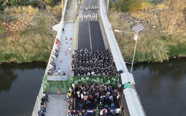 Amnistía Internacional ve contrastes en los derechos humanos en México - Foto de EFE