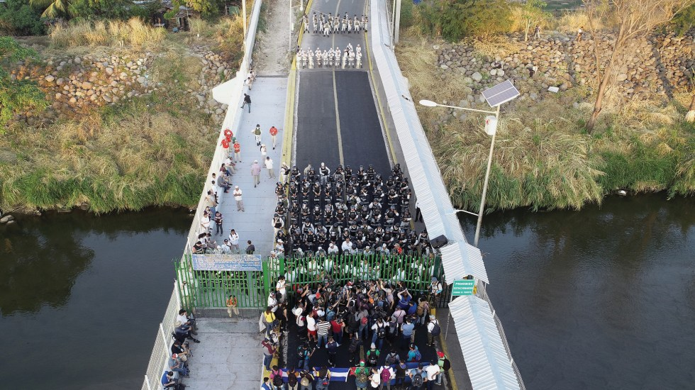 México no debe prestarse a enfrentamientos: Claudia Ruiz Massieu - Foto de EFE