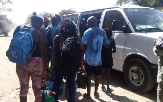 Rescatan a 711 migrantes en distintos puntos de Chiapas - Migrantes Chiapas rescate INM