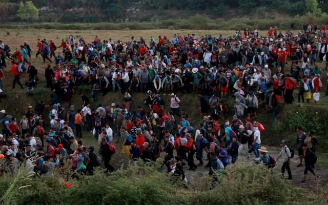 Suman seis retornos asistidos de migrantes a Honduras - Foto de Notimex