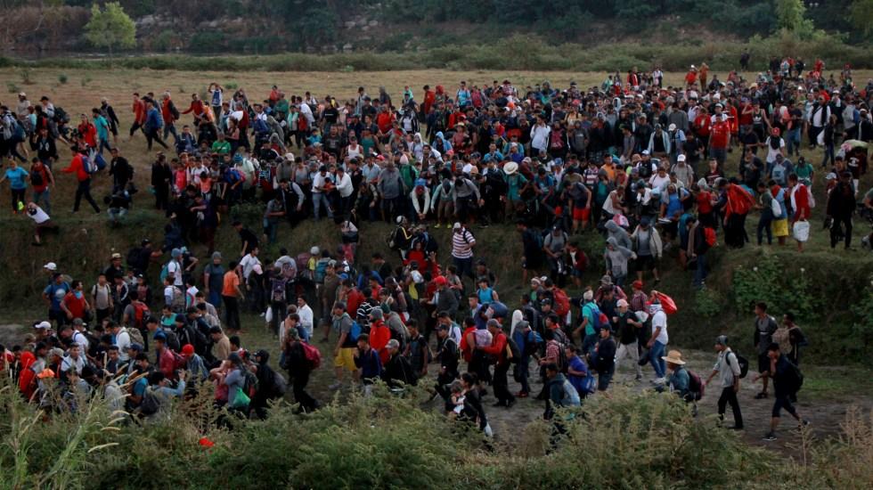Políticas de EE.UU. exponen a migrantes a la violencia en México, denuncia Médicos sin Fronteras - Foto de Notimex