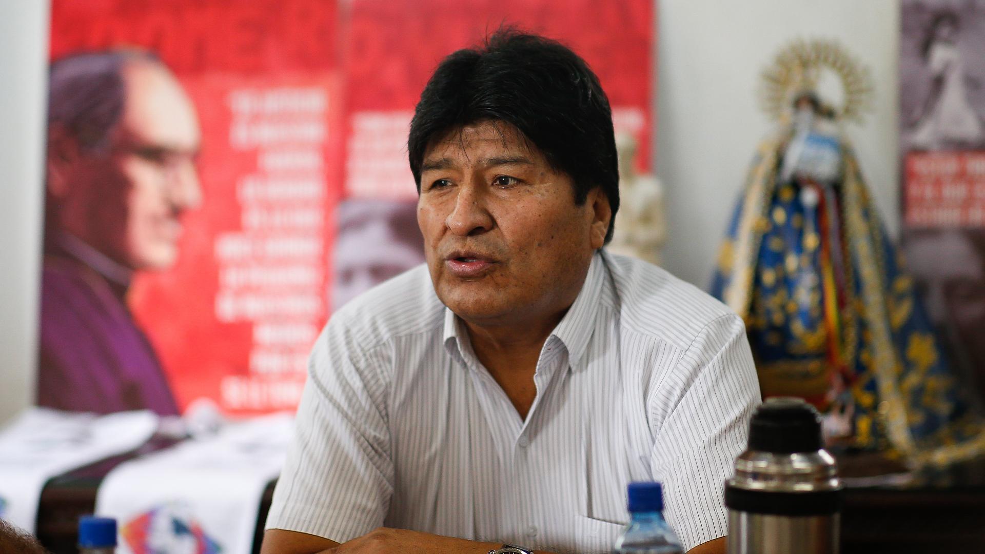 Confusión respecto de una posible orden de captura contra Evo Morales — Bolivia