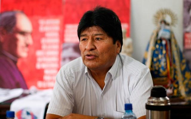 """Evo Morales cambia sede para discurso de """"fin de gobierno"""" - Evo Morales Ayma"""
