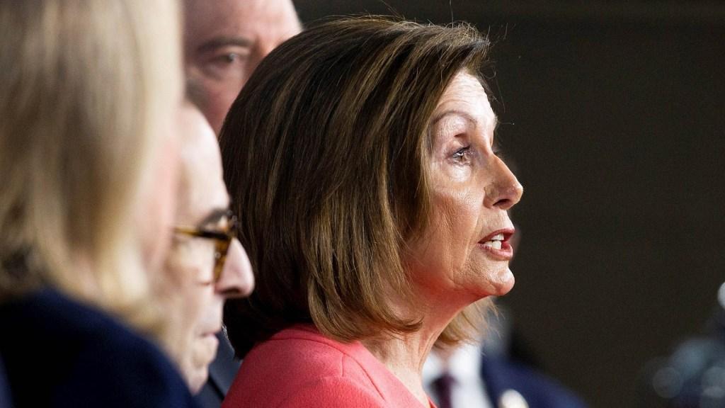 Nancy Pelosi Estados Unidos Cámara de Representantes 15022020