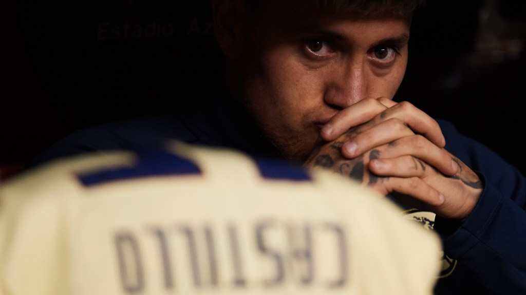 Operarán a Nico Castillo por lesión durante entrenamiento - Nico Castillo. Foto de Mexport