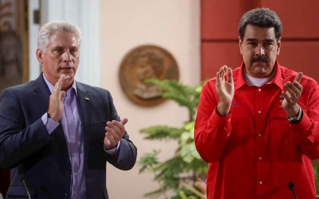"""Nicolás Maduro pide """"reformartear"""" relación con Cuba - Nicolás Maduro Venezuela Cuba"""