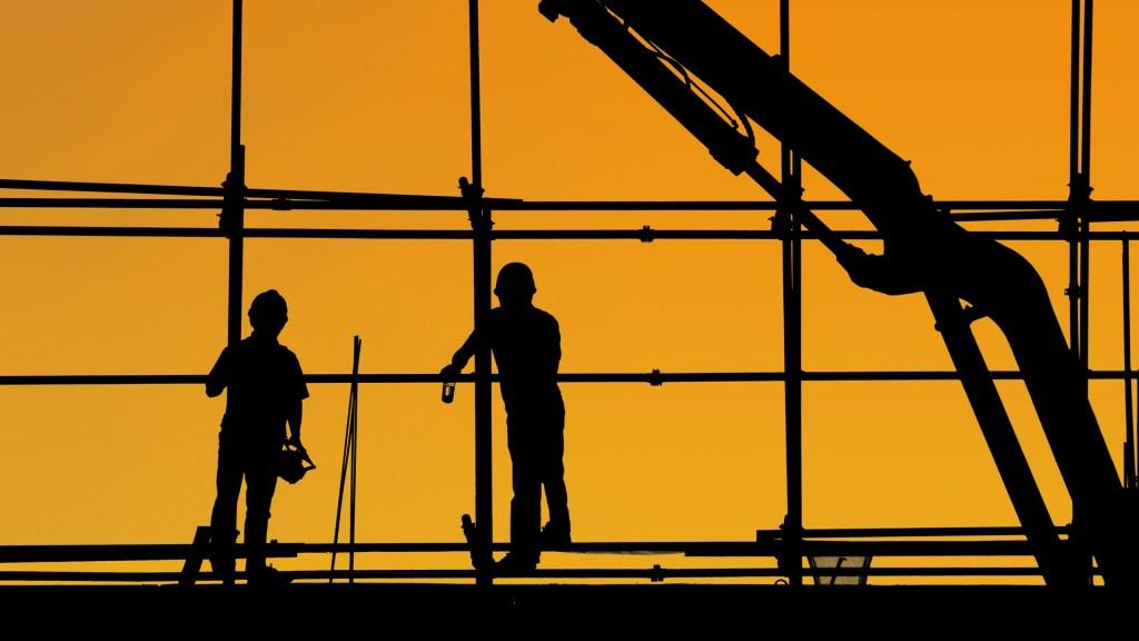 Empresas constructoras hilan octavo año consecutivo de caída: Inegi - Obra en construcción. Foto de Yancy Min / Unsplash
