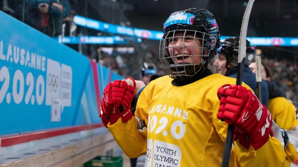 Luisa Wilson: La primera mexicana que gana una medalla olímpica de invierno. Noticias en tiempo real
